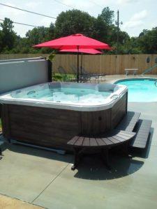 Californian Hot Tub
