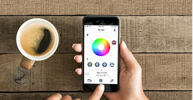SpaIQ App
